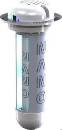 Picture of Air Oasis 9 Nano Induct Furnace or Air Conditioner Whole House Air Purifier Sanitizer