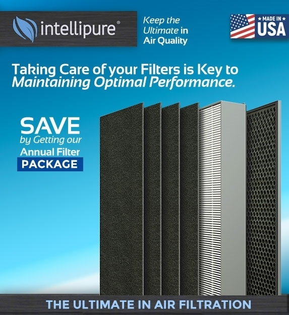 Picture of Intellipure Premium+Plus ANNUAL Filter Replacement Package