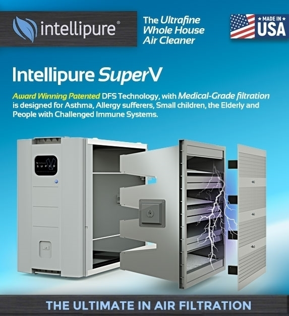 Picture of Intellipure Super V HVAC — Air Filtration System