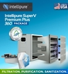 Picture of Intellipure Super V HVAC Filtration + Premium Plus 360-H Purification and Sanitization System Package