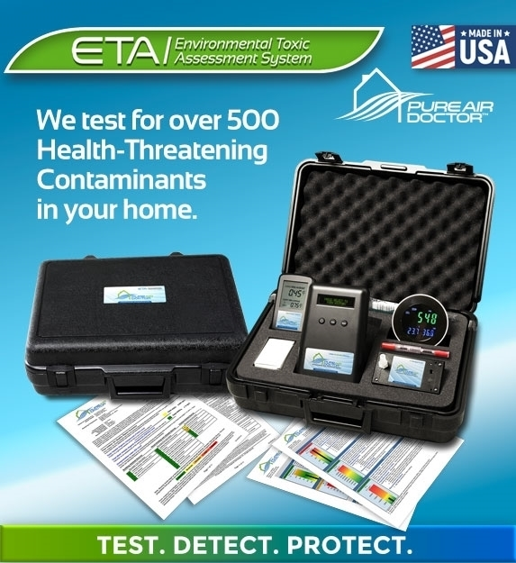 Picture of *Pure Air Doctor™ - ETA Detect™  System / Whole Home Air Test