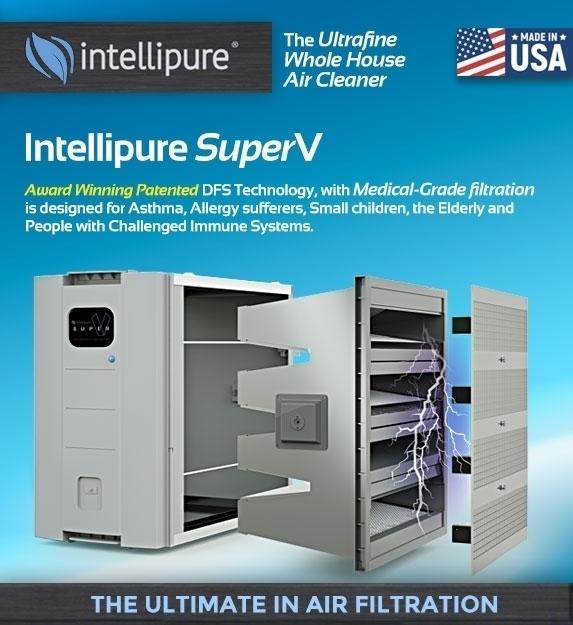 Picture of Intellipure Super V HVAC — Air Filtration System