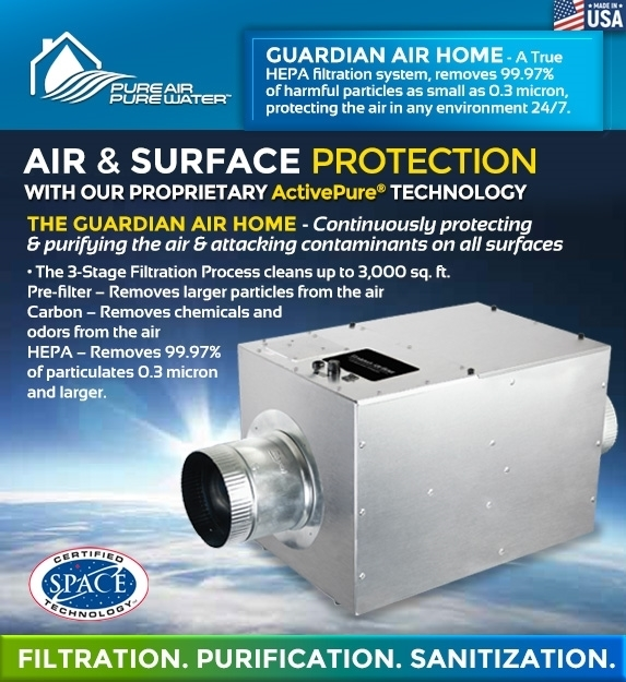 Picture of Aerus Guardian - Air Home
