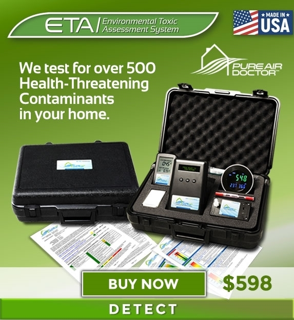 Picture of Pure Air Doctor™ - ETA DETECT™  System / Whole Home Air Test