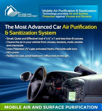 Picture of Mobile Air Purification & Sanitization System