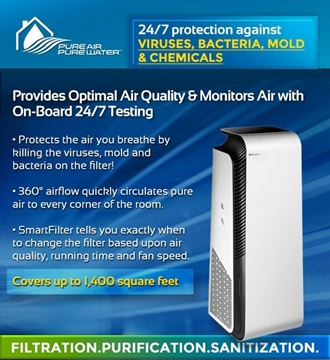 Picture of Health Protect model 7770i