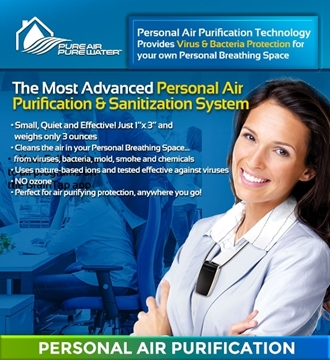 Picture of Personal Air Purification System